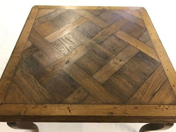 Great Quality Antique French Low Table - ca124 - DUE IN THIS WEEK